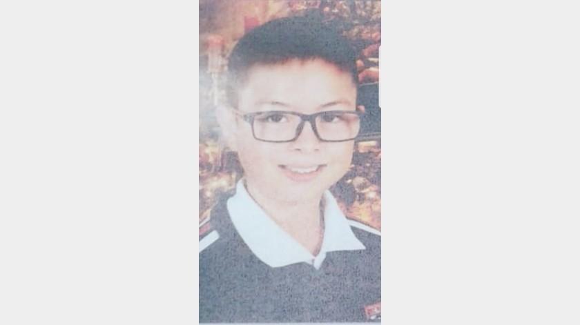 La Procuraduría General de Justicia del Estado informa que se ha activado una Alerta Amber en Baja California, para dar con el paradero del menor Rogelio Iván Hernández Lomeli de 10 años de edad.(Cortesía)
