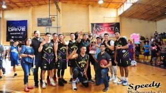 Borras de Cananea se consagró en el estatal Sonora Basket.