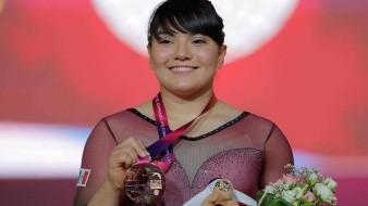 Alexa Moreno clasifica a Tokio 2020!