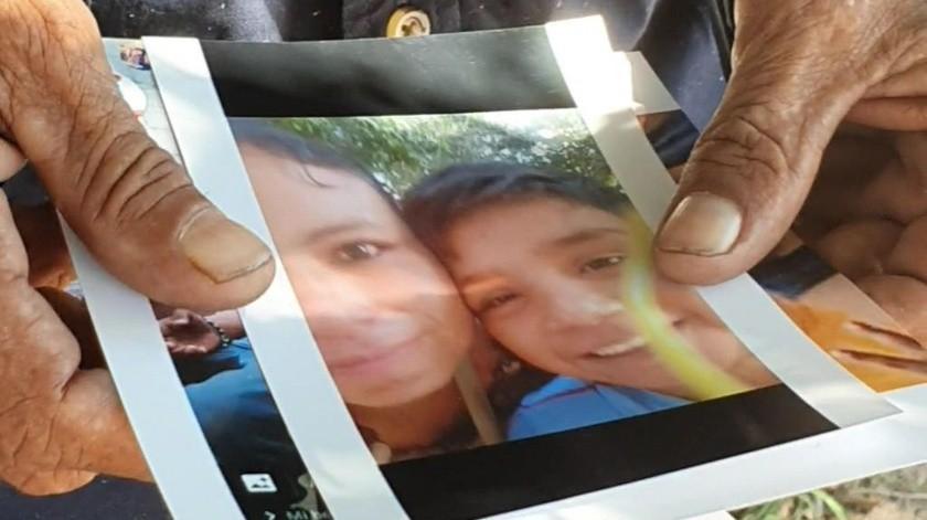 Su papá atesora cada imagen que tiene de Jonathan.(Gamaliel González)