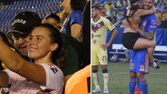 Comparan acoso a Sofía Huerta con foto de Gignac