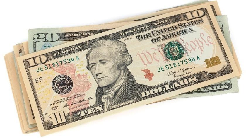 Cae peso mexicano frente al dólar(Pixabay)