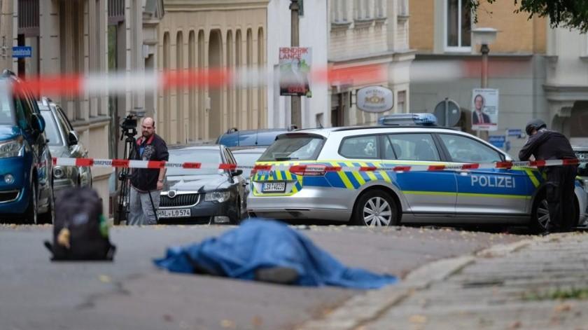 Al menos dos muertos tras tiroteo en Alemania; hay un detenido(AP)