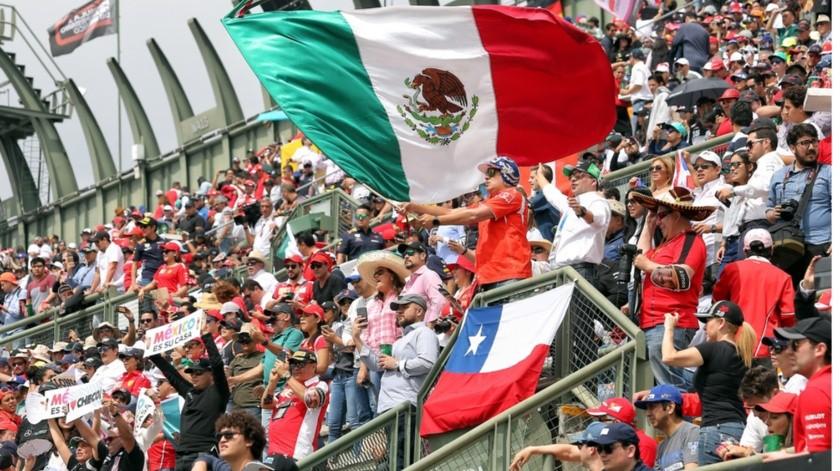 La jefa de gobierno de la Ciudad de México, Claudia Sheinbaum, anunció que se renovó el contrato para albergar el Gran Premio de México de la Fórmula 1 por tres años más.