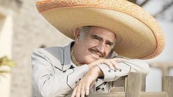 Vicente Fernández tiene actualmente 79 años.