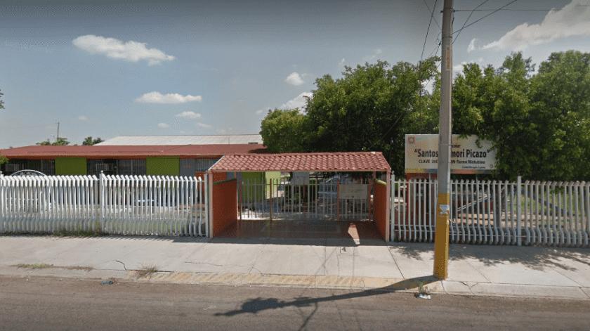 Roban en jardín de niños Santos Balmori Picazo ¡por quinta vez!(Mayra Echeverría)