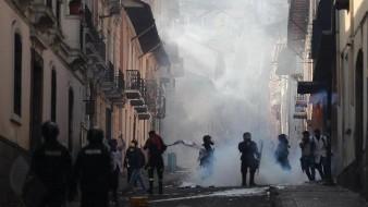 Gobierno de México pide que Ecuador respete el Estado de Derecho