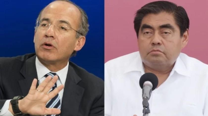 """Calderón llama a Barbosa """"cínico"""" y le recuerdan accidentes(El Universal)"""