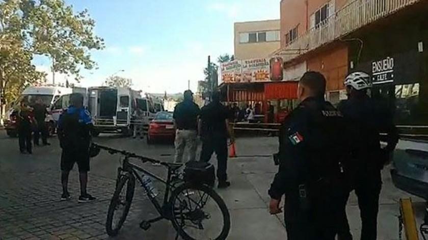 Matan a tres hombres mientras comían en taquería en Chihuahua(Especial)