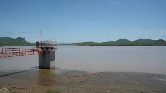 El año pasado la presa Punta de Agua o Ignacio R. Alatorre alcanzó el 83% de su capacidad.