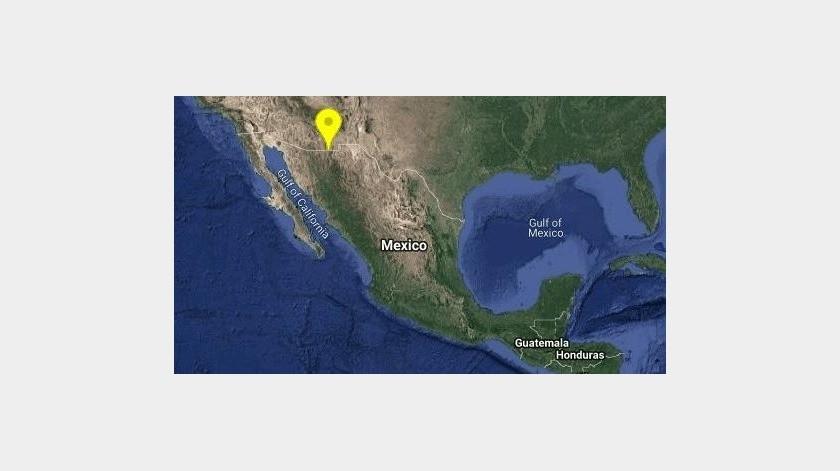 Un comunicado indica que dio a conocer que, de acuerdo con la información del Servicio Sismológico Nacional, los movimientos se registraron a las 18:10 y 18:36 hora local de Sonora(@SismologicoMX)