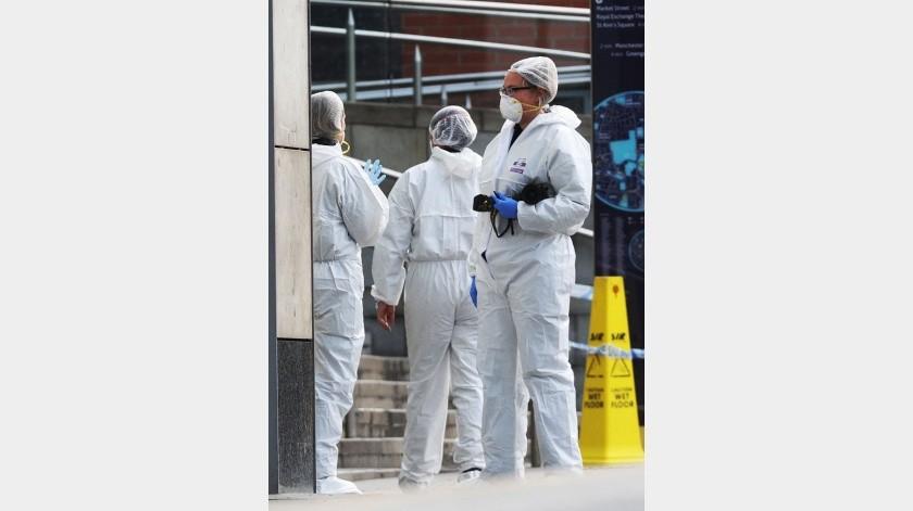 Acusan de terrorismo a detenido por un apuñalamiento múltiple en Manchester(EFE)