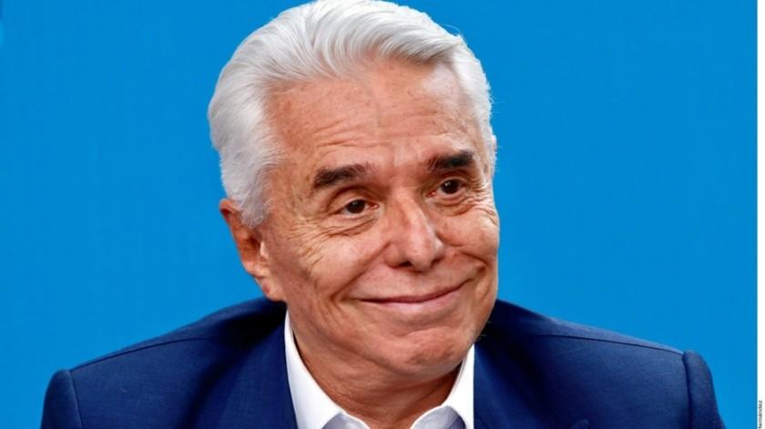 Enrique Guzmán tiene actualmente 76 años.