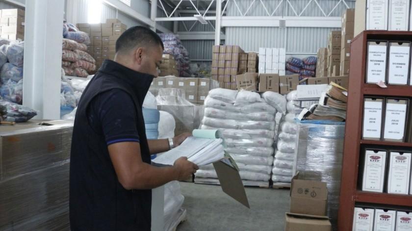 Se revisaron los padrones existentes del Programa Alimentario y Desarrollo Nutricional del Municipio de Ensenada, su alcance territorial y de usuarios beneficiados.(Cortesía)