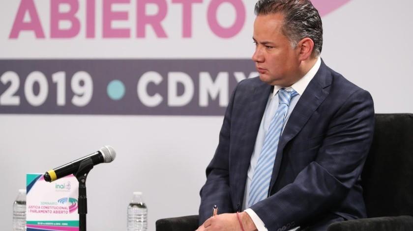 Medina Mora renunció el 3 de octubre como ministro de la SCJN.