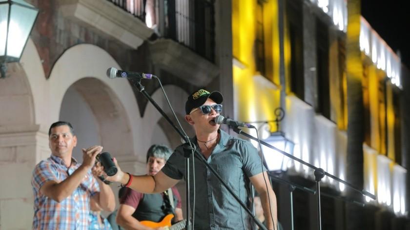 Festejan 77 aniversario de la Unison(Eleazar Escobar)