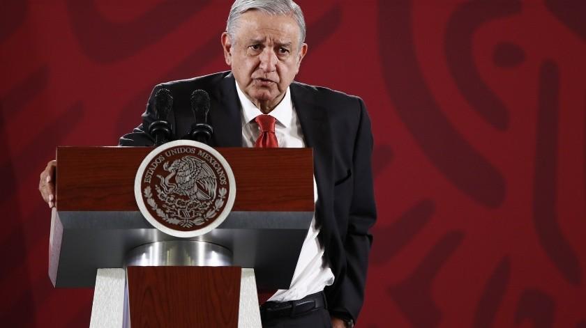 Andrés Manuel López Obrador(EFE)
