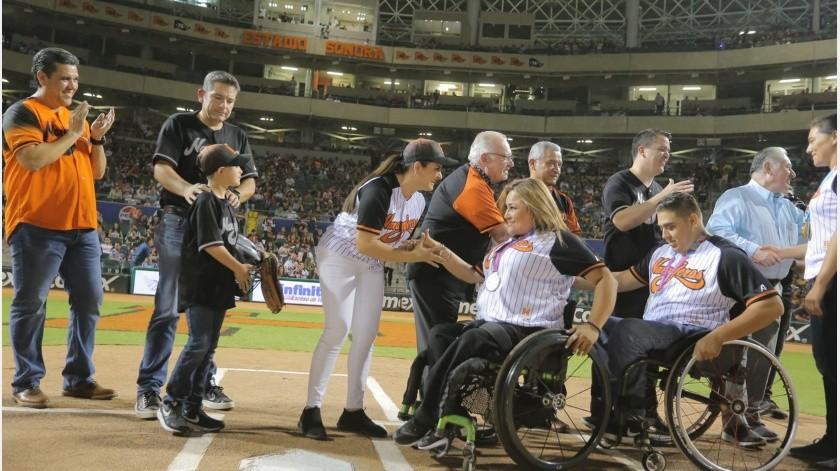 Oficialmente inaugurada temporada 2019 de LMP en Estadio Sonora(Eleazar Escobar)