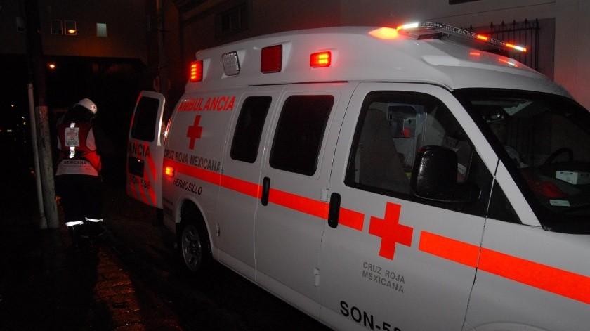 La víctima fue trasladada a recibir atención médica.(Banco Digital)
