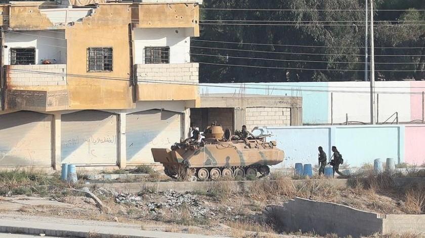 Trump ordena retirada total de tropas de EU del Norte de Siria