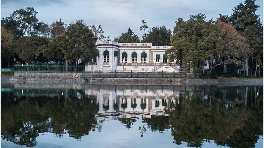 El proyecto de Presupuesto de Egresos de la Federación contempla recursos por mil 668 millones de pesos para el Complejo Cultural Bosque de Chapultepec, incluido Los Pinos.(Tomada de la red)