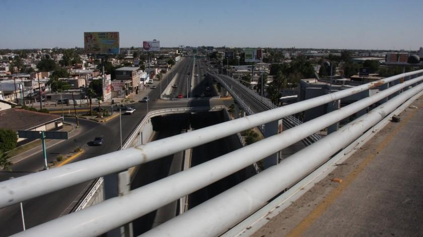 Prevén semana soleada en Mexicali(Archivo)