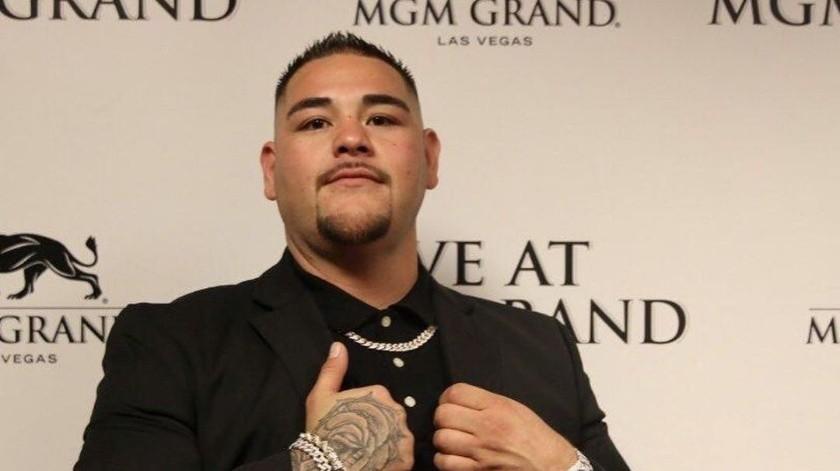 Ruíz, nacido en Imperial, California, pasó 20 días entrenando en Guadalajara.