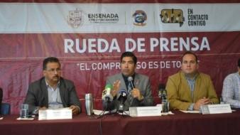 El alcalde Armando Ayala Robles abundó que este recurso en caso de concretarse, ayudaría al municipio de Ensenada a resolver los principales servicios que requiere la industria de exportación que aporta divisas al país.
