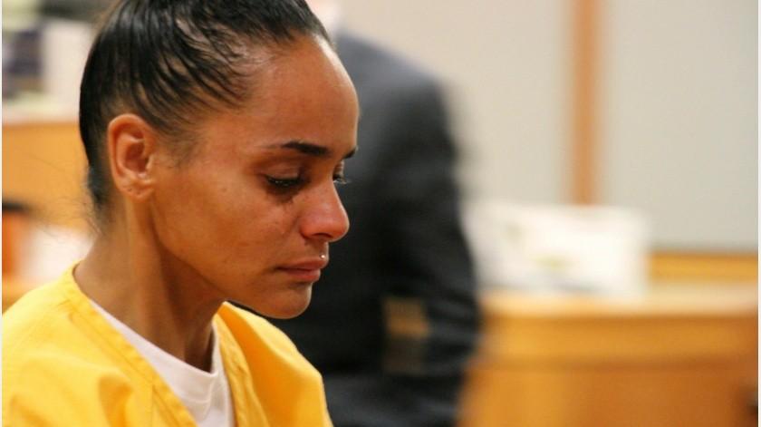 Fuera del tribunal, el hermano menor de la víctima expresó su alivio con la sentencia y su felicidad con el fin de un calvario de siete años.(AP)