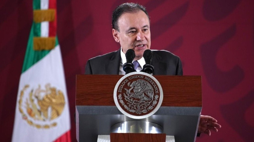 Alfonso Durazo(Gobierno de México)