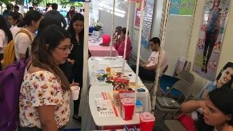 Universitarios tendrán su Feria de la Salud