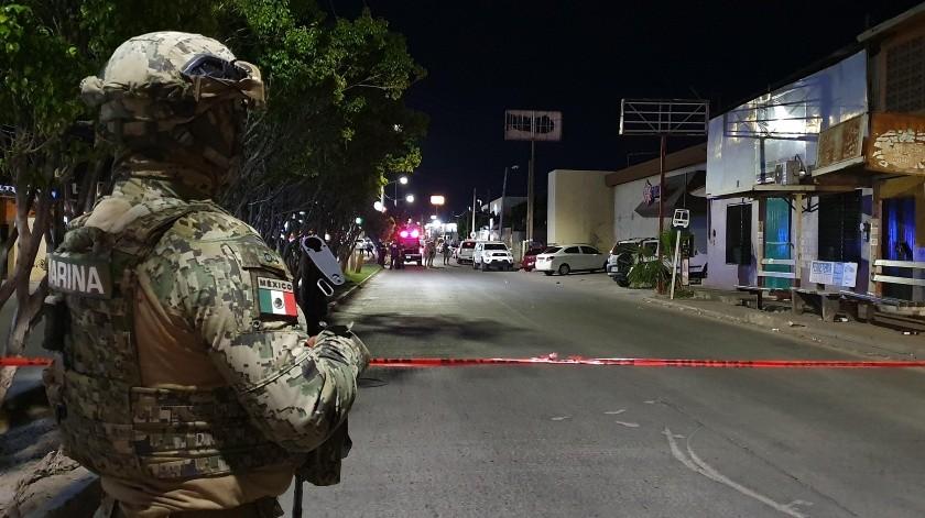 Falsos reportes de balaceras movilizan a policías y militares en Guaymas y Empalme(Banco Digital)
