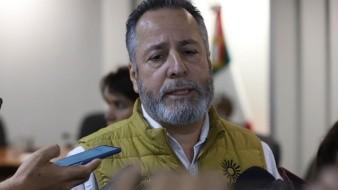 Abraham Correa Acevedo, presidente del Partido de la Revolución Democrática en Baja California.