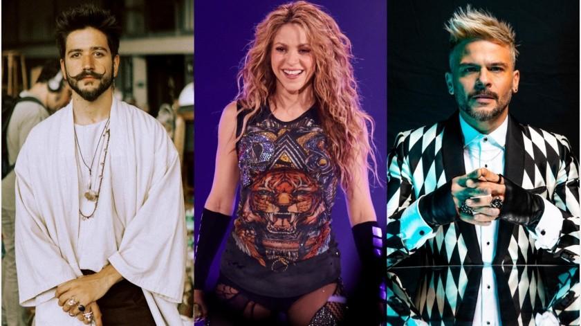 Camilo y Pedro Capó lograron tal éxito con su sencillo 'Tutu', que la mismísima Shakira decidió unir su talento con los cantantes que le dieron vida al contagioso tema.(Tomada de la red)