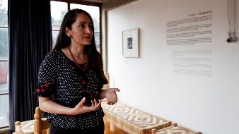 Una exposición muestra a través de 16 fotografías del fotógrafo Martin Munkácsi algunos momentos que vivieron Frida Kahlo y Diego Rivera en la casa-estudio de los artistas en el barrio de San Ángel, al sur de la capital mexicana.