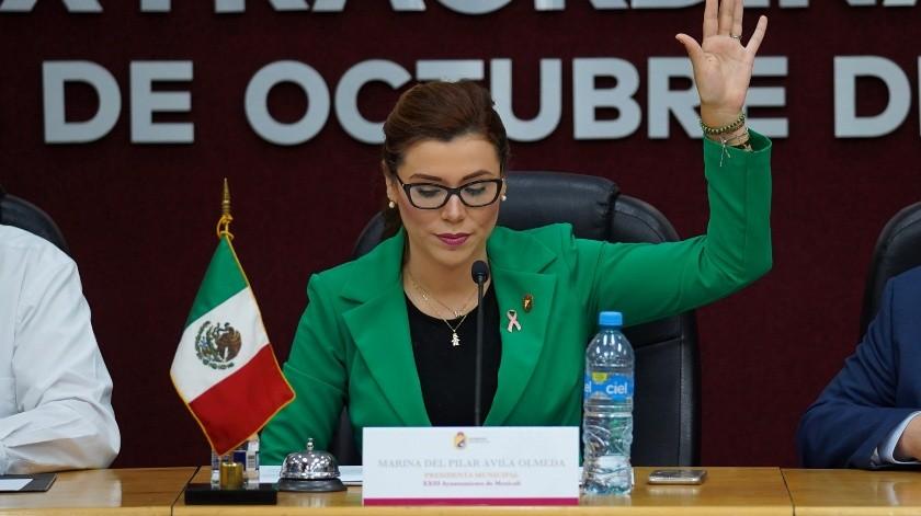 IV Sesión Extraordinaria(Víctor Medina)