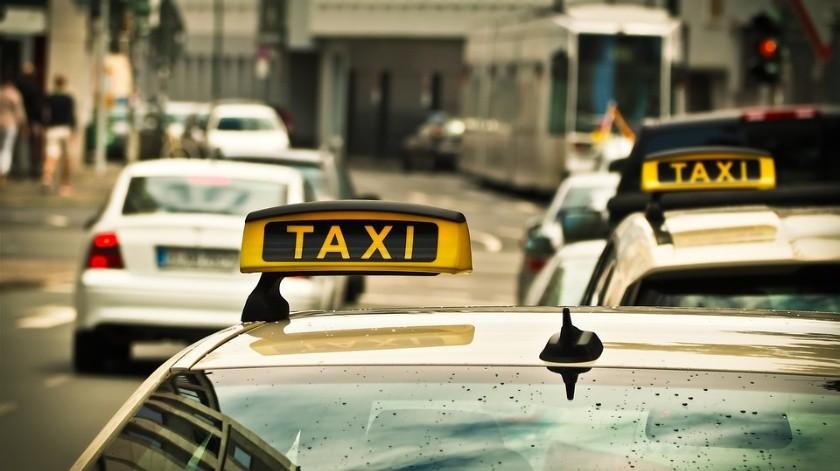 Jorge Alfredo, de 50 años, tomó un taxi al salir de una reunión.(Pixabay)