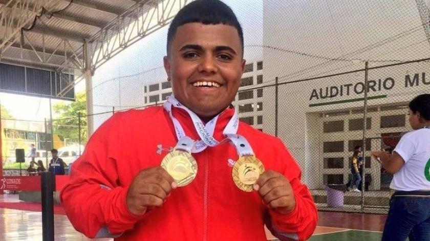 Suman 14 medallas en Colima