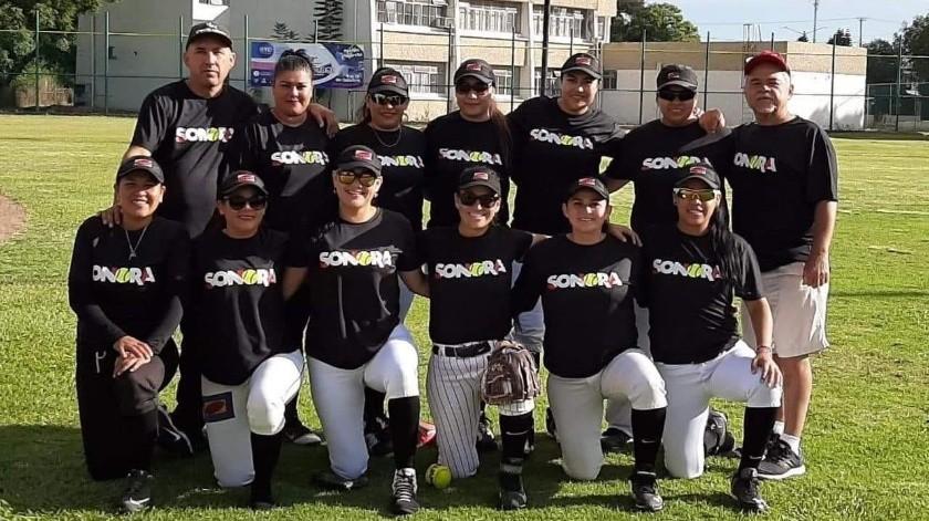 Sonora es subcampeón en Nacional de Softbol Femenil