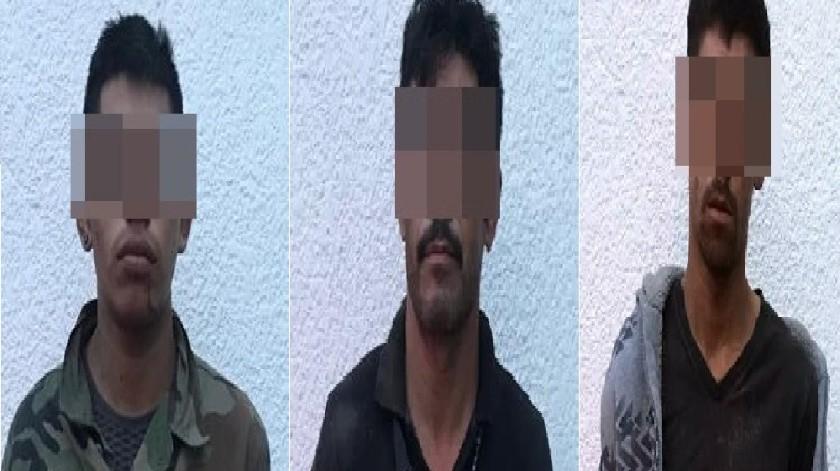 Atrapa PESP y Sedena a grupo armado en Miguel Alemán(Cortesía)