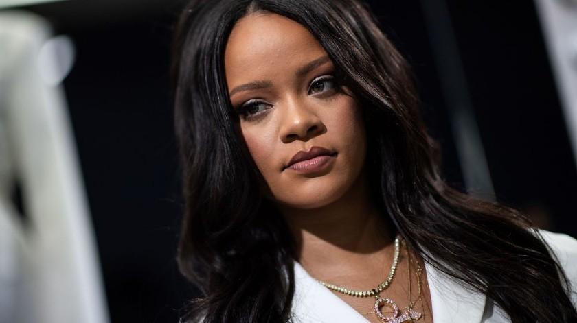 Rihanna tiene 31 años.
