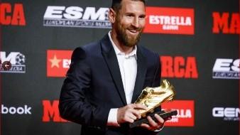 Lionel Messi es el máximo ganador del galardón.