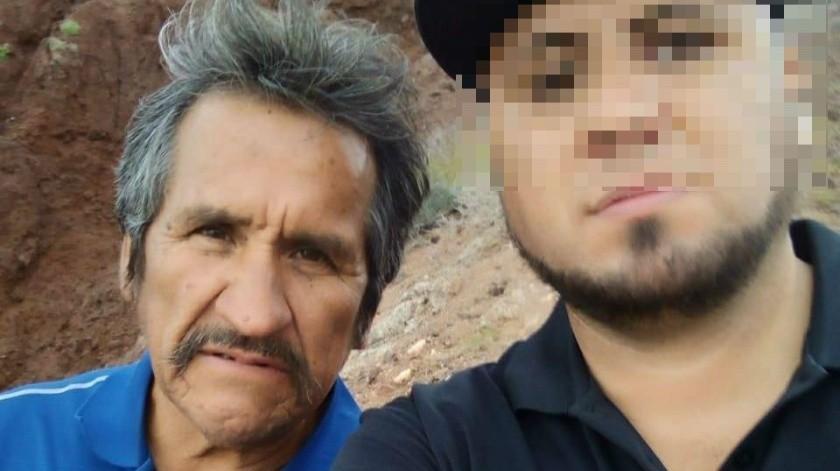 """Julio, trabajador y """"muy de casa""""; piden justicia para saber si es quién cayó en socavón"""