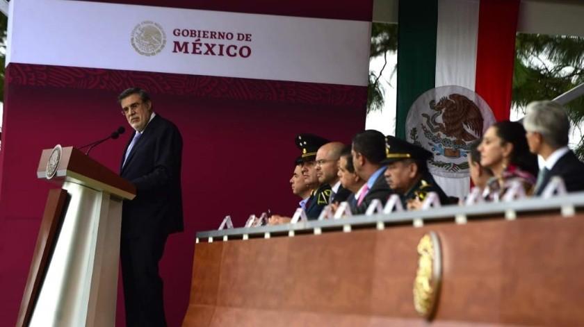 AMLO da banderazo de salida a construcción de aeropuerto de Santa Lucía(Gobierno de México)
