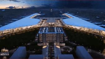 Así será el nuevo aeropuerto de Santa Lucía