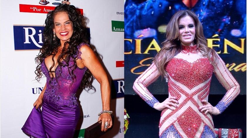 Luego de que Niurka Marcos asegurara en una entrevista que los memes al respecto de que Lucía Méndez se parecía a Michael Jackson la hicieron darse cuenta que eso era verdad, ahora es la reconocida actriz y cantante quien le responde.