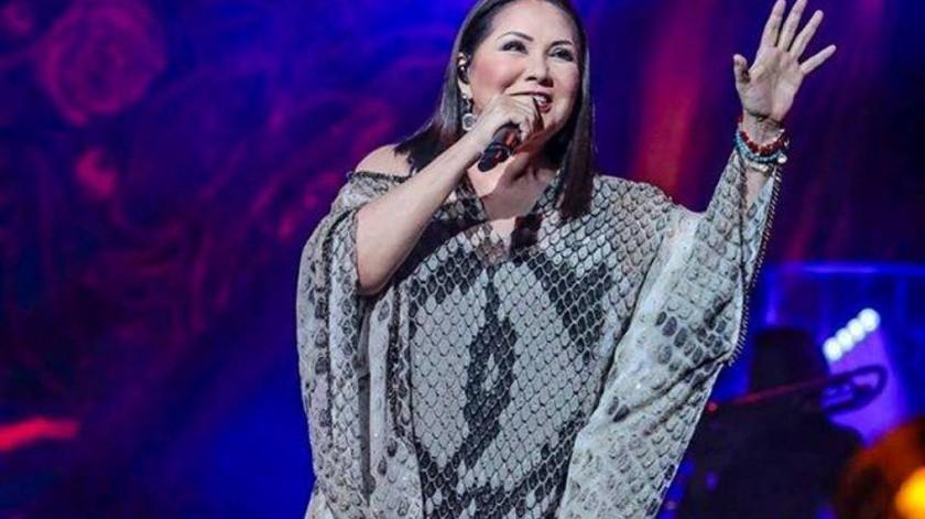 Se suspende el concierto de Ana Gabriel en Mexicali(Tomada de la Red)