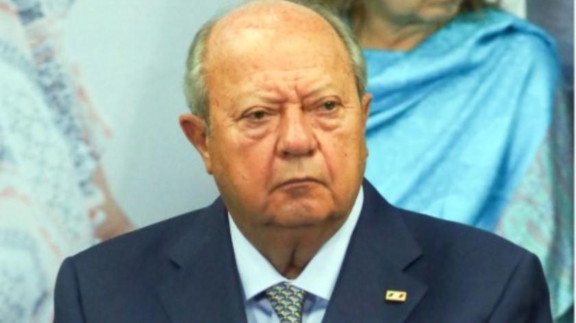 Carlos Romero Deschamps renunció como secretario general del sindicato petrolero.(Archivo.)