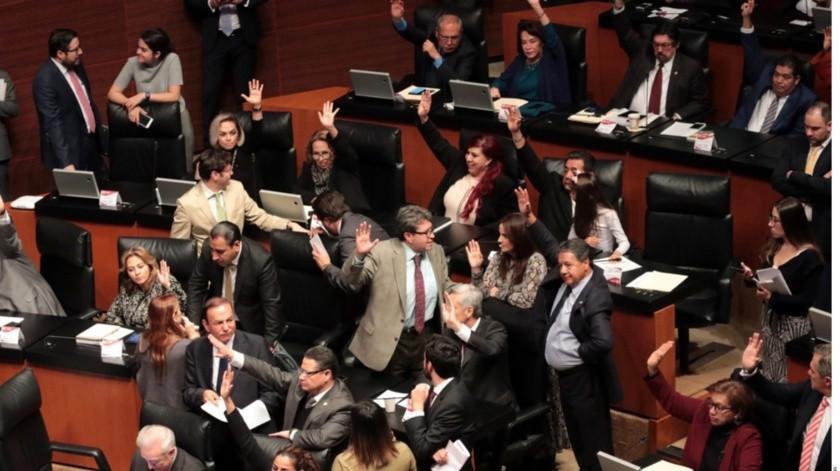 Revocan Ley de Seguridad Interior de EPN en el Senado(GH)