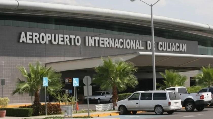 Cancelan vuelos hacia Culiacán pero aeropuerto opera con normalidad(GH)